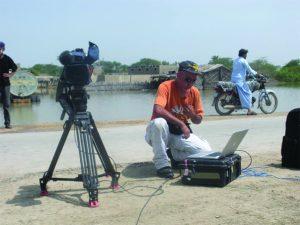 journalist using mac live in pakistan