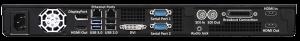 back of new standard playout server