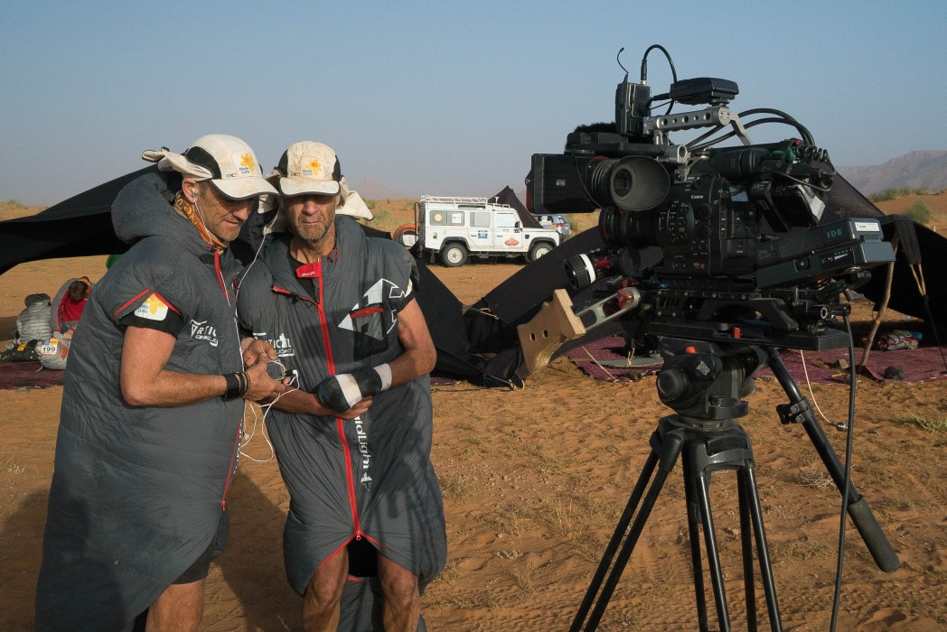 Sir Ranulph Fiennes MDS challenge-2Sir Ranulph Fiennes Sahara 2
